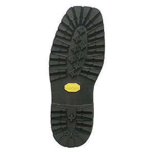 Vibram Montagna 132 Full Sole Boot Replacement Black Rubber Sole Replacement