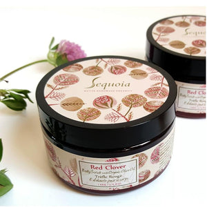 Red Clover Body Scrub