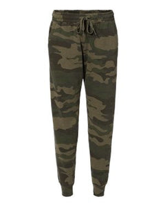 Ladies Wave Wash Joggers