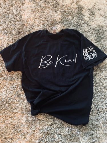 Be Kind with Monogram