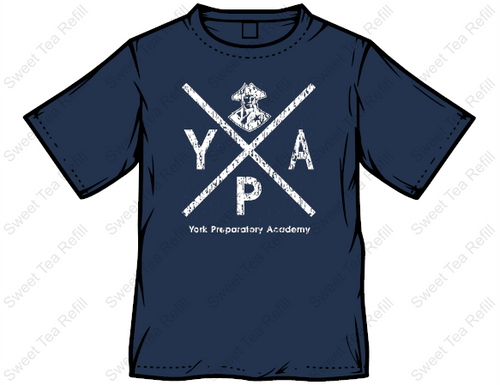 YPA Arrow Tee