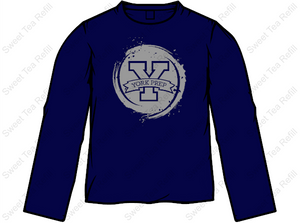 Long Sleeve YPA Logo Tee