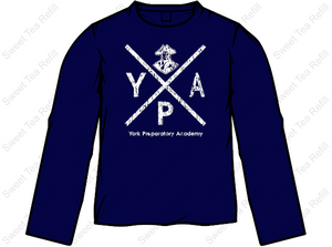 Long Sleeve YPA Arrow Tee