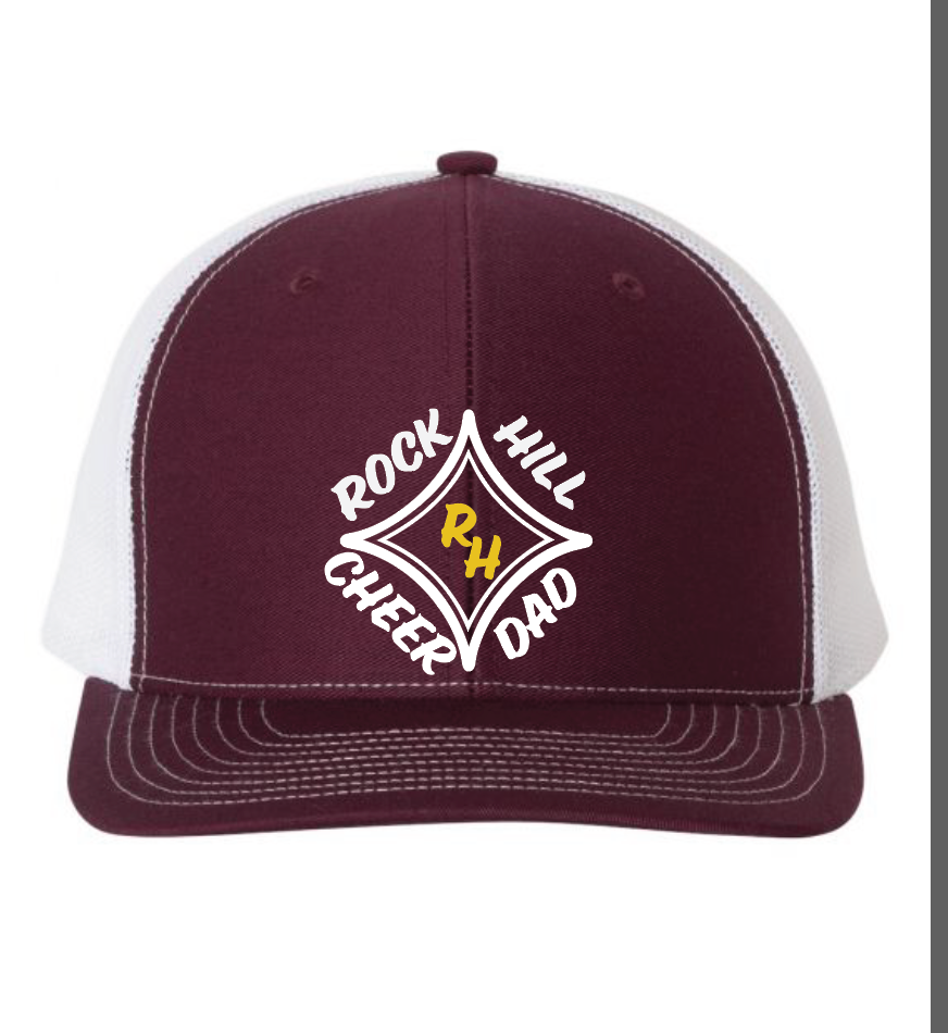 RH Cheer Dad Hat