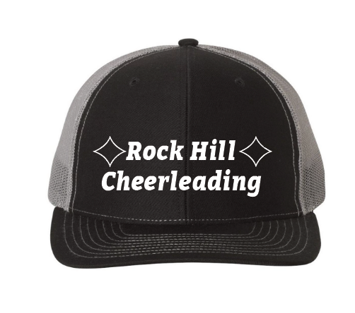 RH CHEER TRUCKER HAT