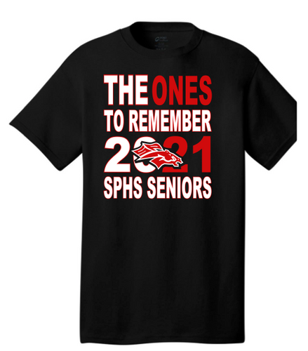SPHS SENIOR SHORT SLEEVE T-SHIRT
