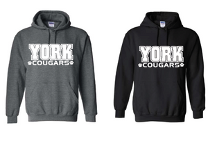 YORK HOODIES