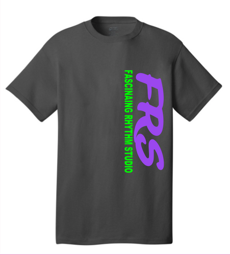 FRS Charcoal Tee