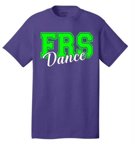 FRS Purple Tee