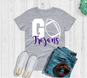 Go Team! Gameday Tee