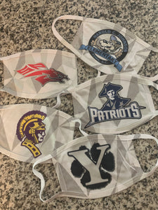 School Spirit Masks