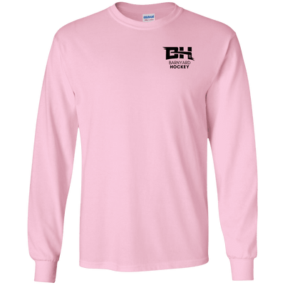 Barnyard Logo Long Sleeve Tee