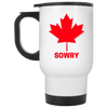 Sowry 14 oz Travel Mug