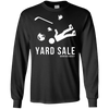 Yard Sale Long Tee