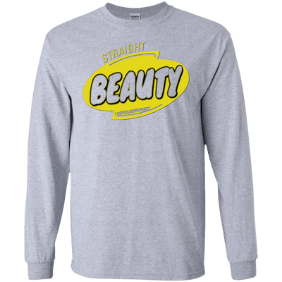 Straight Beauty Long Sleeve Tee