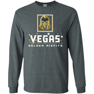 Golden Misfits Long Tee