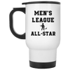 Men's League All-Star 14oz Travel Mug