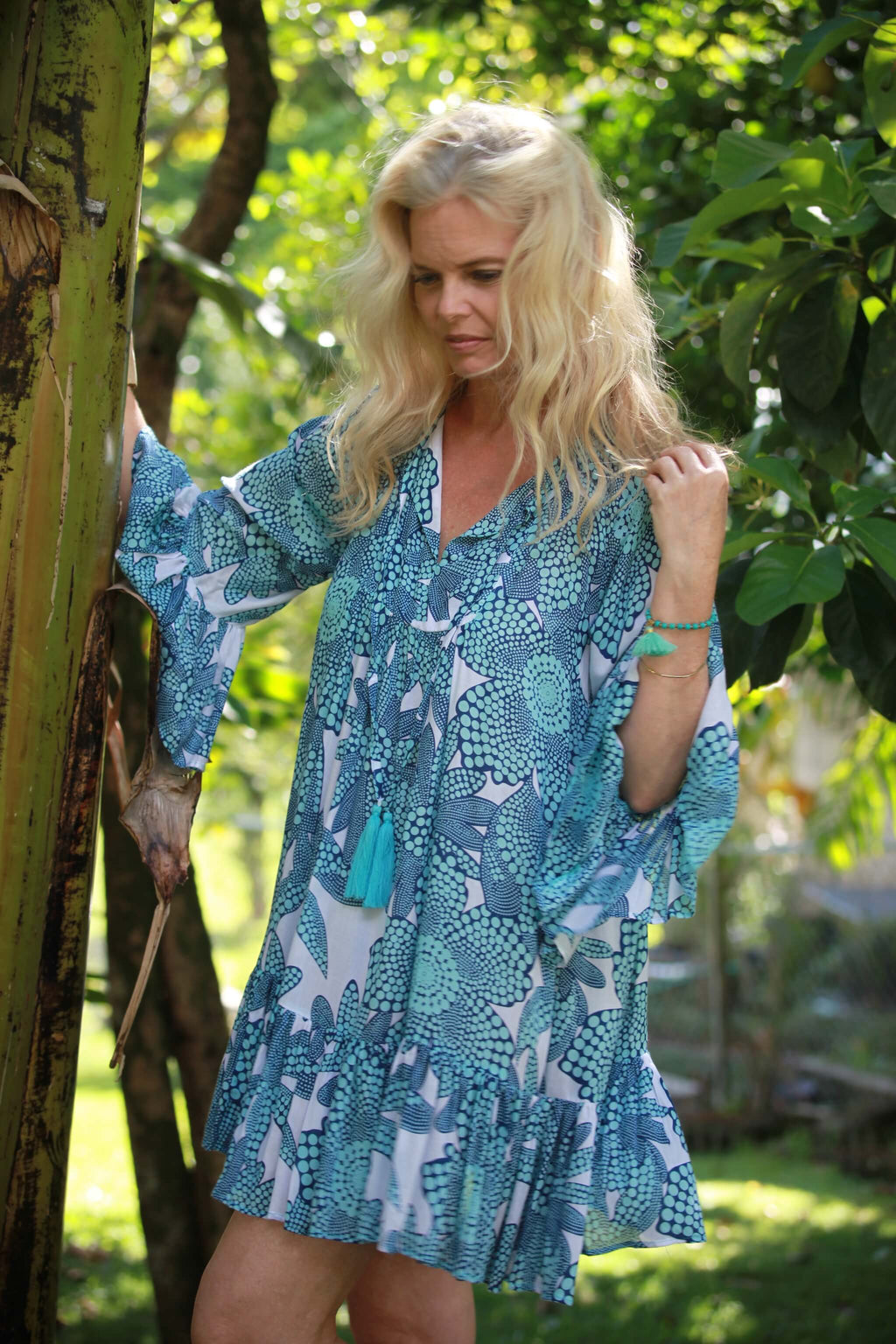 Dhalia Moana Dress