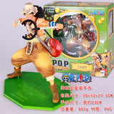 One Piece Usopp Post-Time Skip 20cm - AnimeIkuNow
