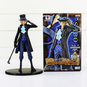 One Piece DXF Sabo Figure 18cm - AnimeIkuNow