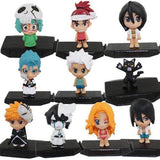 "Bleach Characters 10pcs/set 4 1/2"" - AnimeIkuNow"
