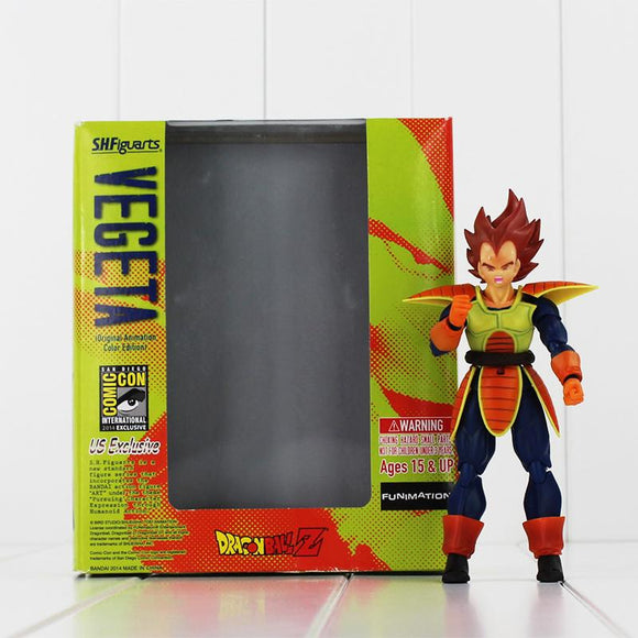Dragon Ball Z Vegeta SHFiguarts 6