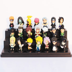 Naruto Figures 21Pcs/Set - AnimeIkuNow