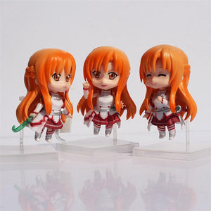 Sword Art Online Asuna 3pcs/set - AnimeIkuNow