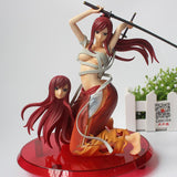 "Fairy Tail Erza Scarlet 7"" - AnimeIkuNow"