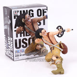 One Piece King of Artist Usopp / Portgas D Ace - AnimeIkuNow