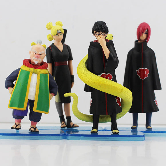 Naruto Battle Of Top Figures 4 1/2