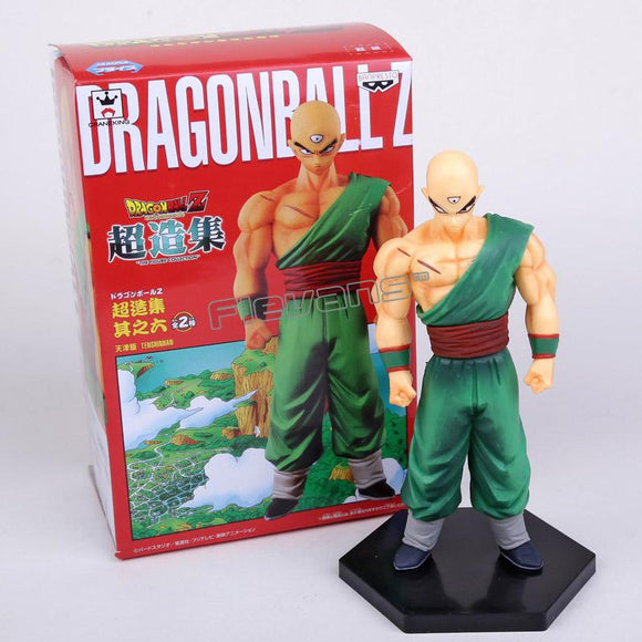 Dragon Ball Z Tien Shinhan 6