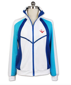 Free! Haruka Nanase Jacket High School Uniform Cosplay - AnimeIkuNow