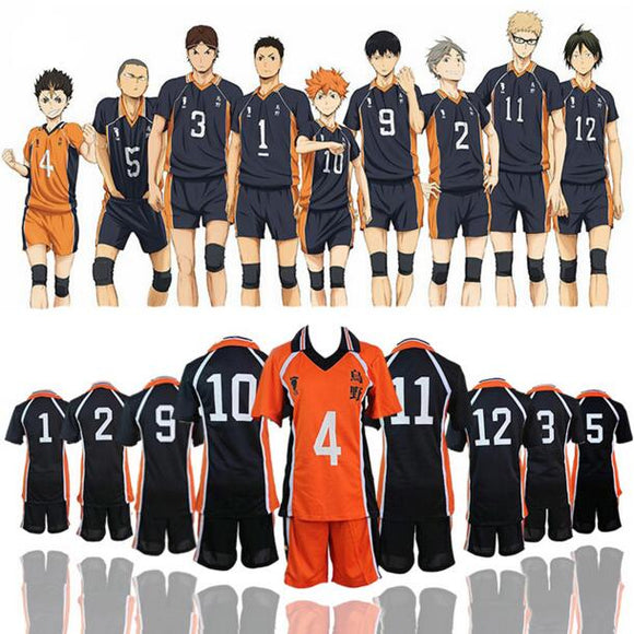 Haikyuu Karasuno High School Cosplay - AnimeIkuNow