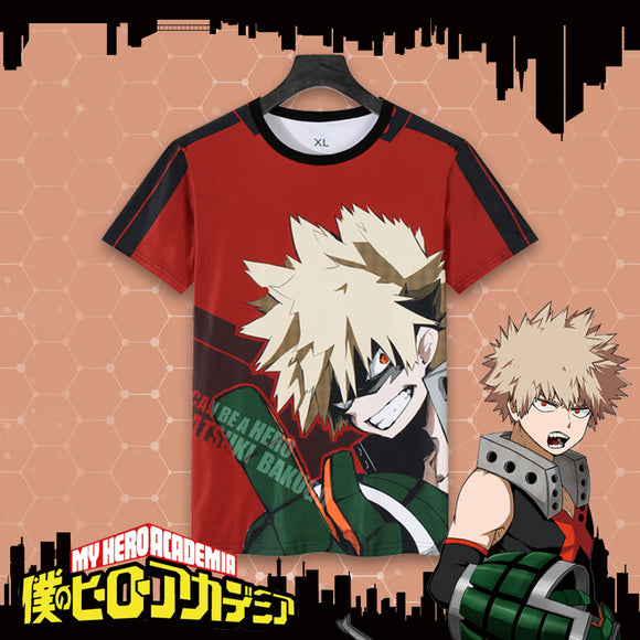 My Hero Academia T-shirt - AnimeIkuNow