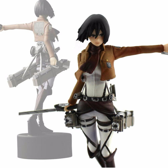 Attack On Titan Mikasa Ackerman 4 1/2