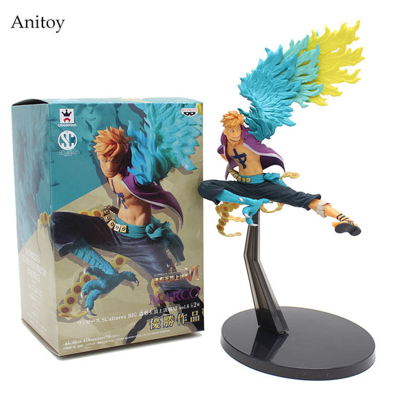 One Piece Marco The Phoenix 15cm - AnimeIkuNow