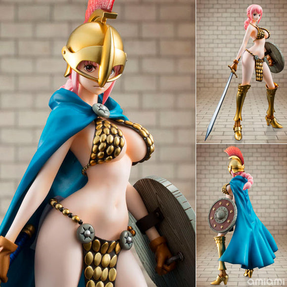 One Piece Gladiator Rebecca Figure 22cm - AnimeIkuNow