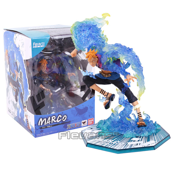 One Piece Figuarts ZERO Marco the Phoenix 18cm - AnimeIkuNow