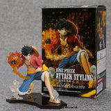 One Piece Luffy & Sabo & Ace 13cm - AnimeIkuNow