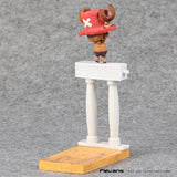 One Piece Luffy Zoro Nami Usopp Sanji Chopper Alabasta Arc Scene 14cm - AnimeIkuNow