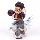 One Piece Gear Fourth Monkey D. Luffy 20cm - AnimeIkuNow