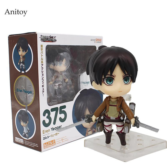 Attack on Titan Nendoroid 375 Eren Jaeger 4