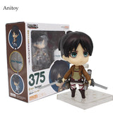 "Attack on Titan Nendoroid 375 Eren Jaeger 4"" - AnimeIkuNow"