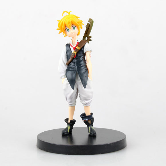 The Seven Deadly Sins Meliodas Dragon's Sin of Wrath Meliodas 12cm - AnimeIkuNow