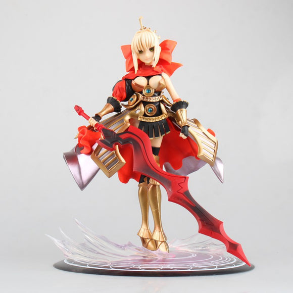 Fate/stay night Red Saber Armour Lily 10