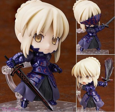 Fate/stay night Saber Lily Nendoroid 363 4
