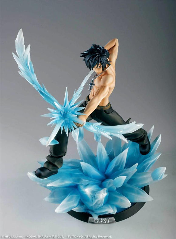 Fairy Tail Gray Fullbuster Ice-Make: Archer Pose 11 1/1