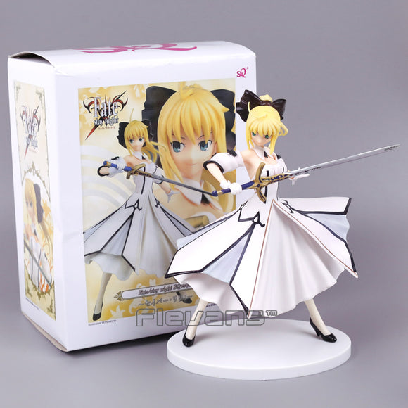 Fate/stay night Saber Lily with Sword White Dress Ver. 10