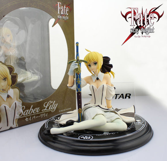 Fate/stay night Saber Lily Sit Version 5 1/2